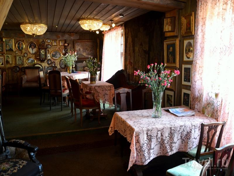Внутри одного из домов в Нантали, Финляндия / Фото из Финляндии