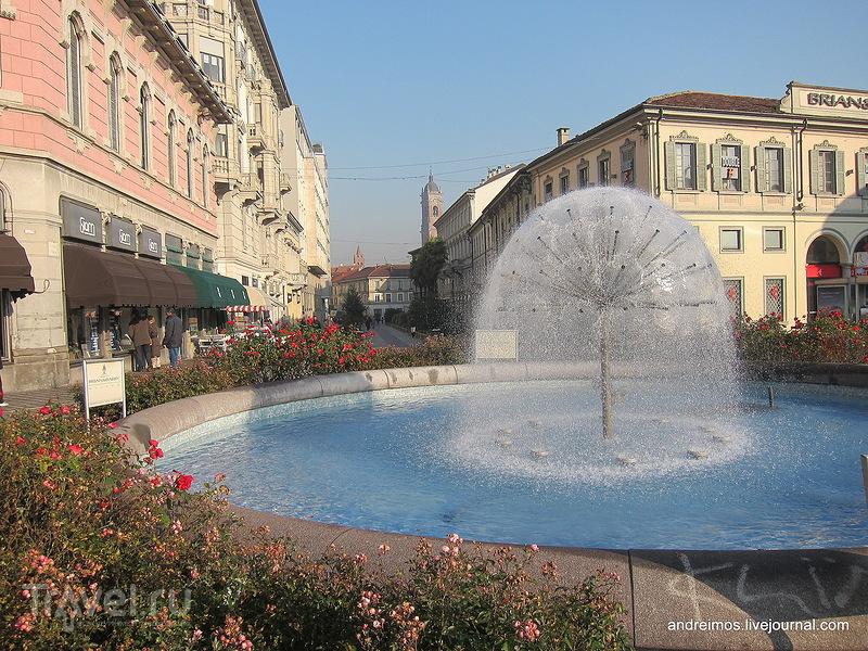 Монца (Италия) / Фото из Италии