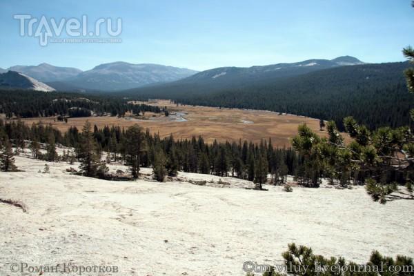 Yosemite National Park. Дикая природа со всеми удобствами / США