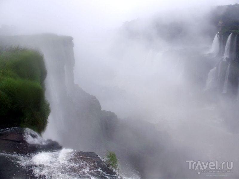 Водопады Игуасу, Аргентина / Фото из Аргентины