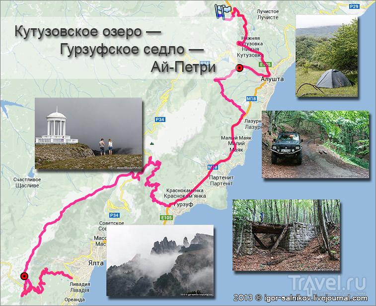 Один день из автопробега по Крыму / Фото с Украины