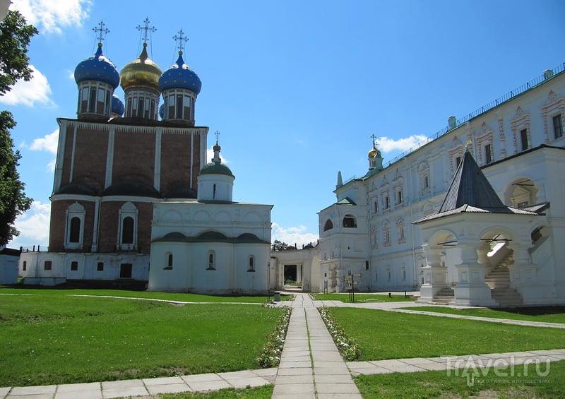 Дворец Олега в Рязани, Россия / Фото из России