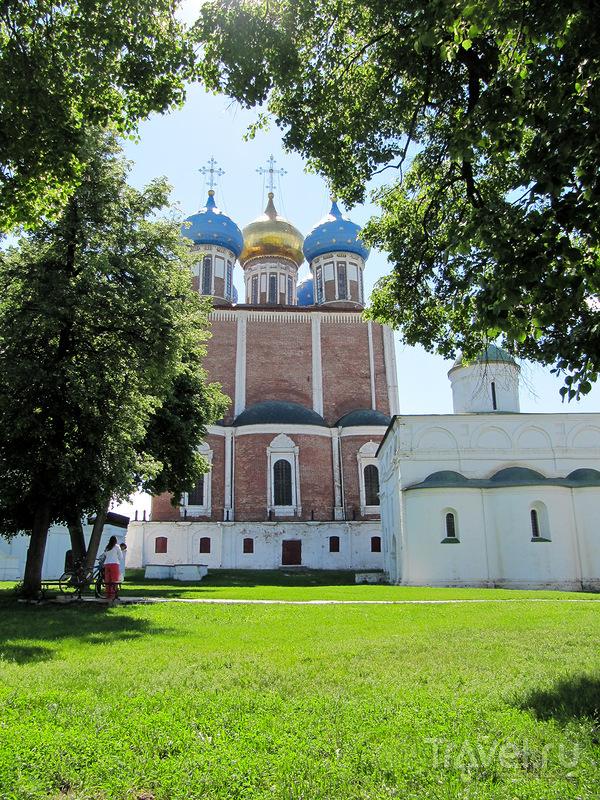 Успенский собор в Рязани, Россия / Фото из России