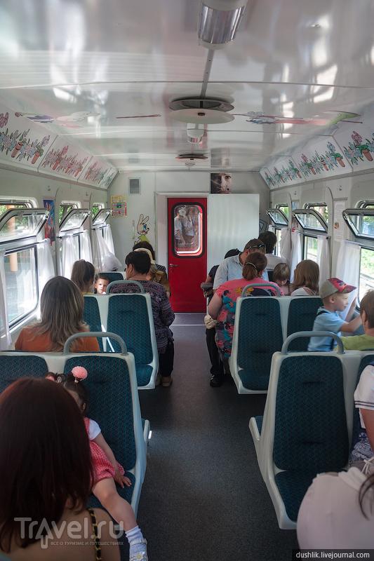 Челябинская детская железная дорога / Россия
