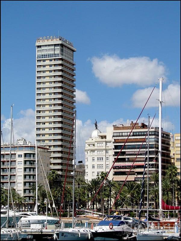 Hotel Gran Sol в Аликанте, Испания / Фото из Испании