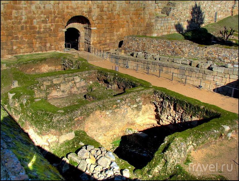 Алькасаба Méриды. Эстремадура. Испания / Фото из Испании