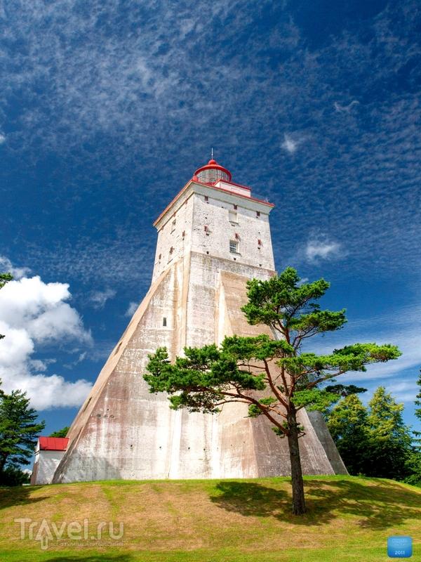 Старейший в Балтийском море маяк Кыпу, Эстония / Эстония