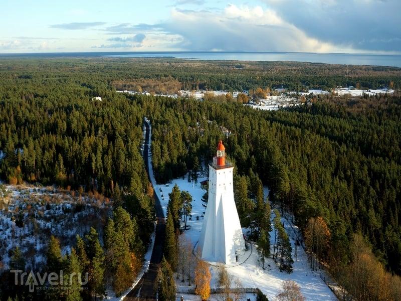 Строительство маяка Кыпу завершилось в 1531 году, Эстония / Эстония