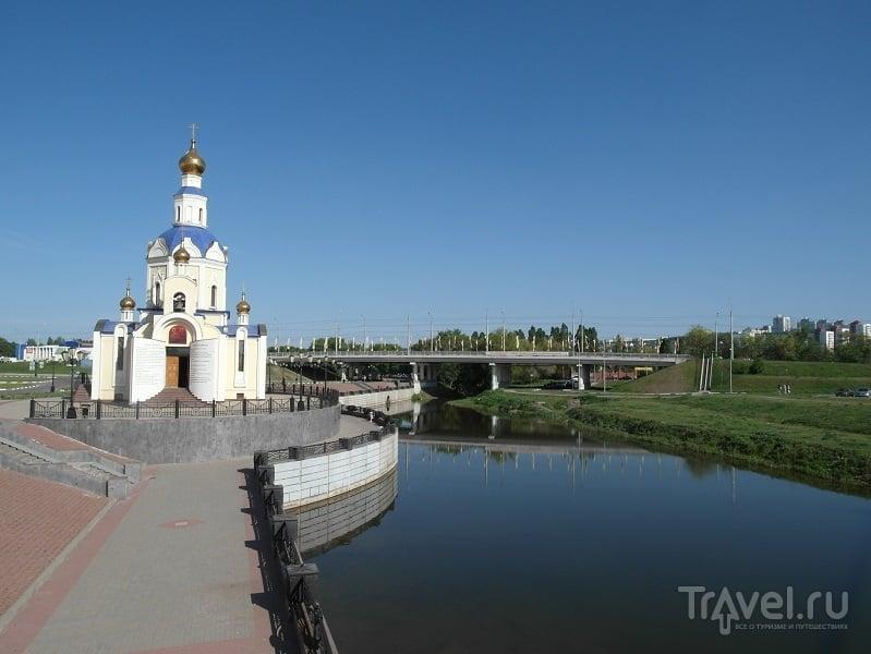Храм Архангела Гавриила в Белгороде, Россия / Фото из России