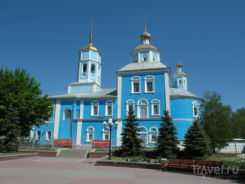 Смоленский собор в Белгороде, Россия / Фото из России