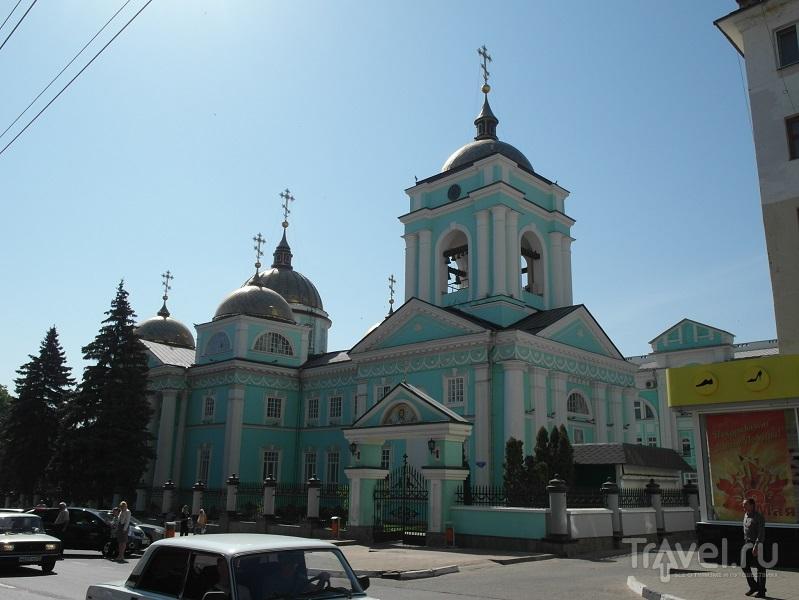 Преображенский кафедральный собор в Белгороде, Россия / Фото из России