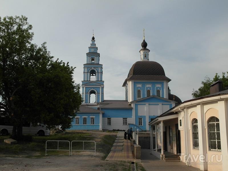 Марфо-Мариинский монастырь в Белгороде, Россия / Фото из России
