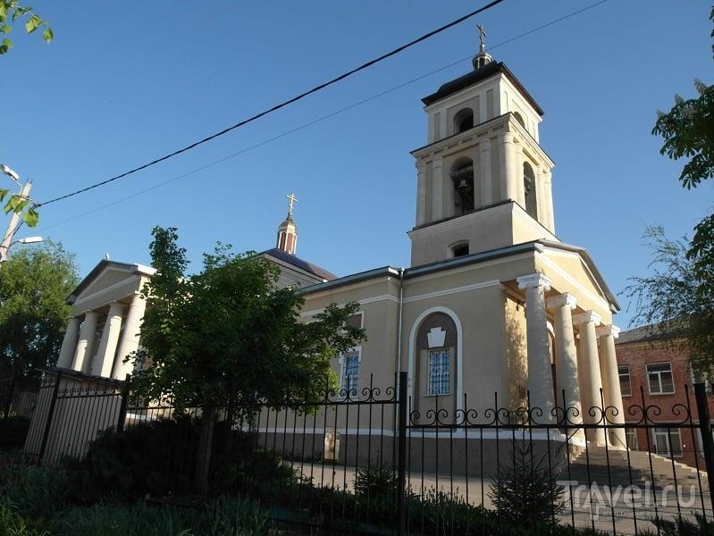Свято-Михайловский храм  в Белгороде, Россия / Фото из России