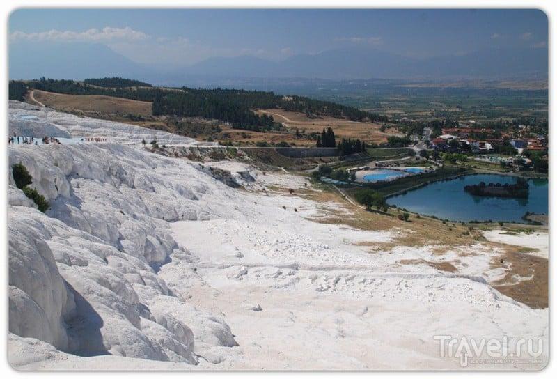 Турция: Памуккале-Иераполис / Турция