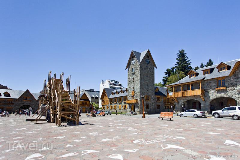 Сан-Карлос-де-Барилоче и окрестности / Фото из Аргентины