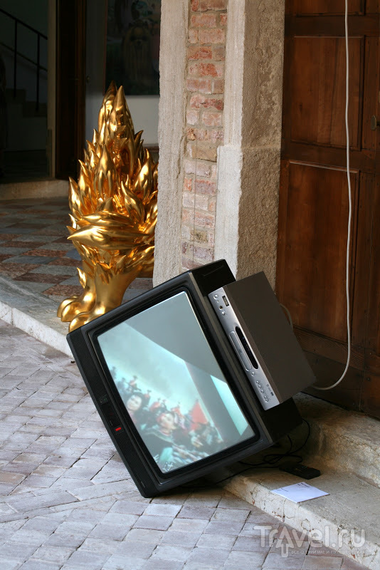 Венецианская биеннале. Прекрасное / Фото из Италии