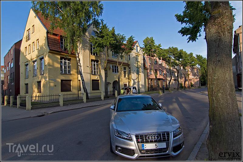 В городе Клайпеда, Литва / Фото из Литвы
