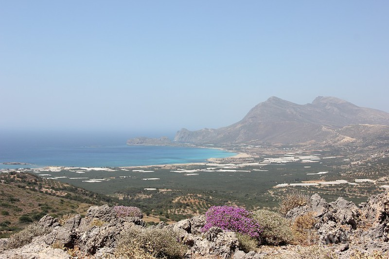 Западное побережье Крита, Греция / Фото из Греции