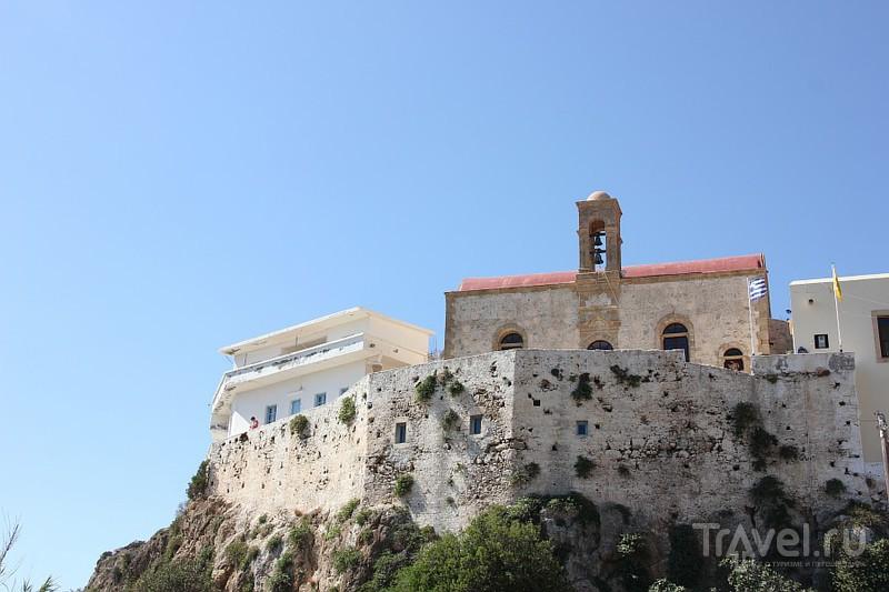 Монастырь Хрисоскалитисса на острове Крит, Греция / Фото из Греции