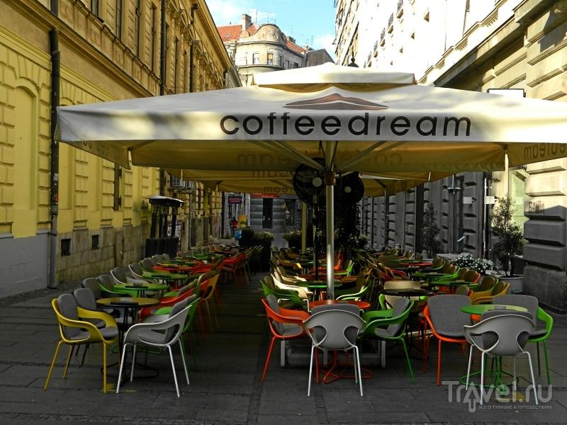 Белград. Улица Князя Михаила / Фото из Сербии