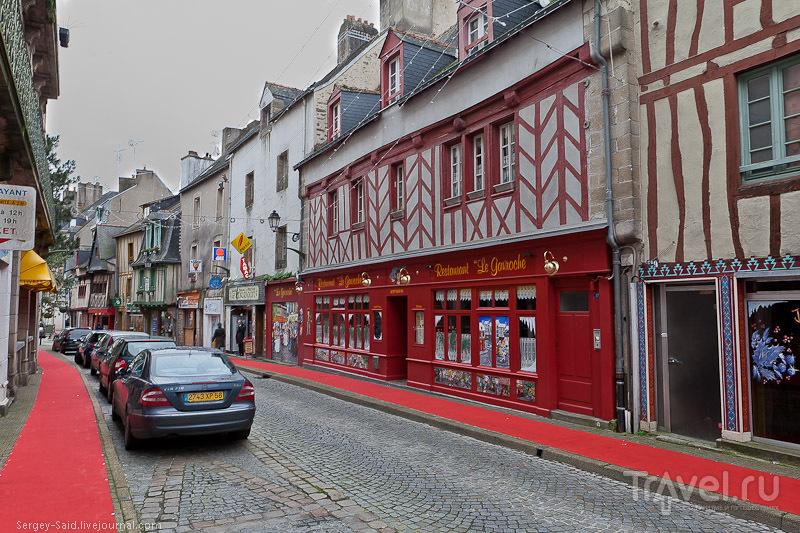 В городе Ванн, Франция / Фото из Франции