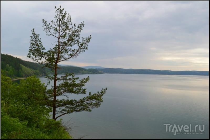 Озеро Тургояк, остров Веры / Россия