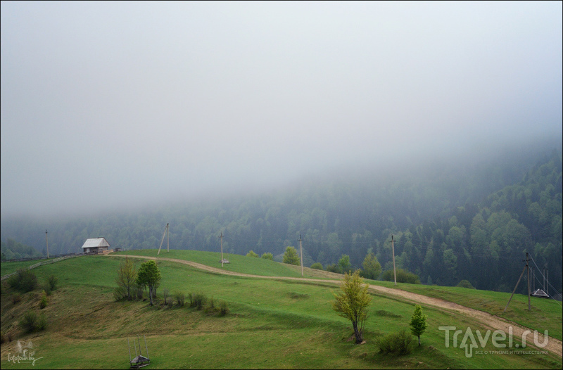 Закарпатье, Западная Украина / Фото с Украины