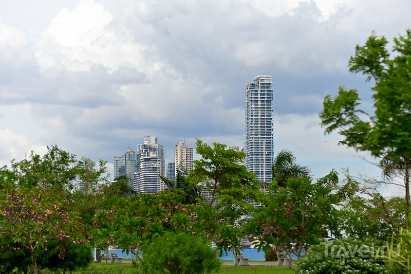 В городе Панама / Фото из Панамы