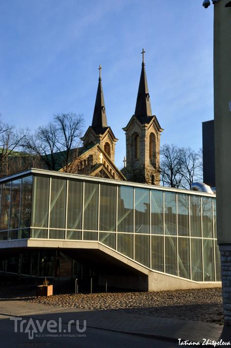 Церковь Kaarli в Таллине, Эстония / Фото из Эстонии