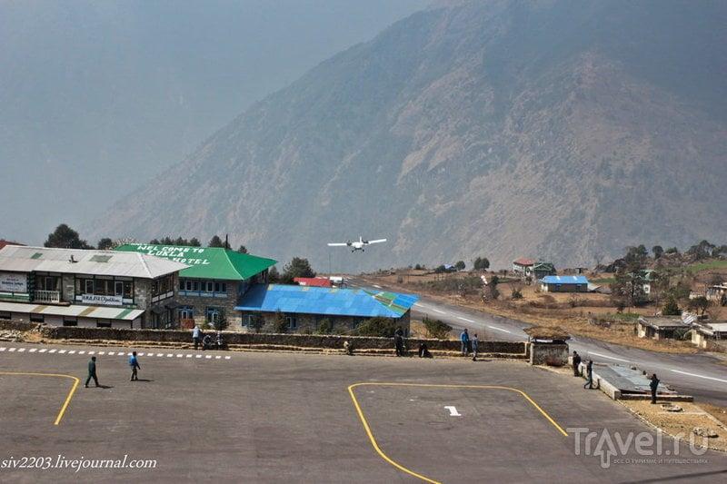 Аэропорт Лукла - ворота на пути к Эвересту / Непал