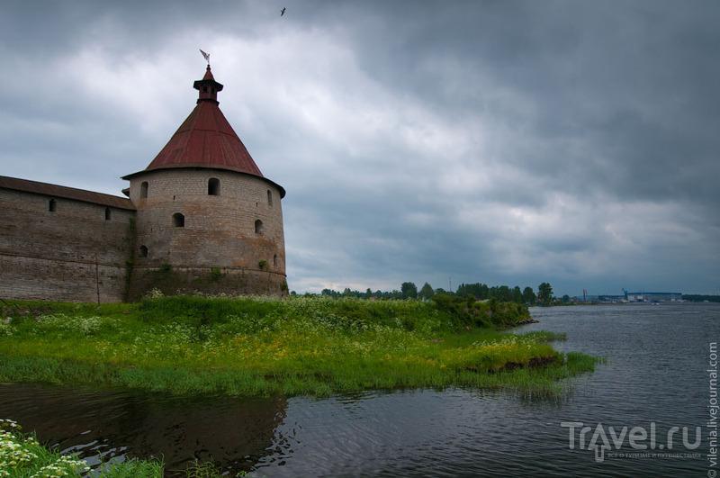 Крепость Орешек / Россия