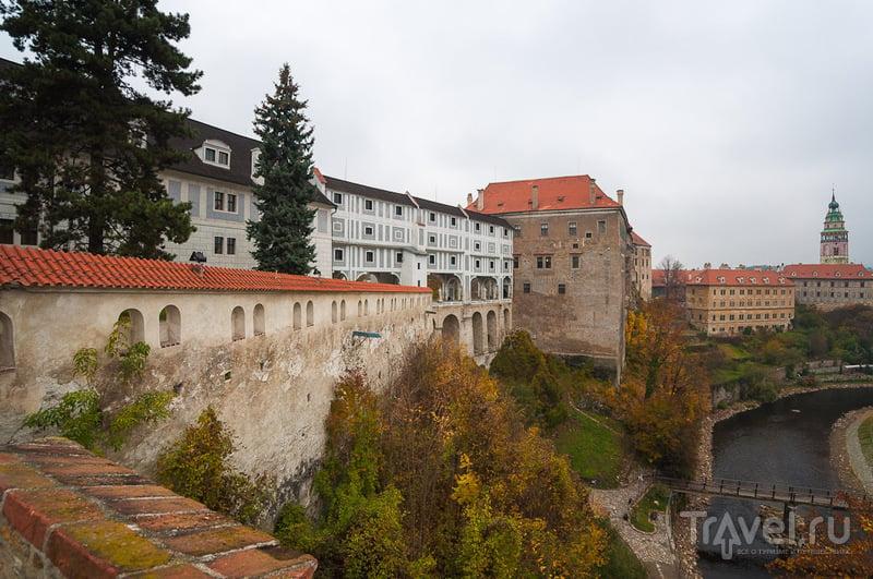 Крумловский замок, Чехия / Фото из Чехии