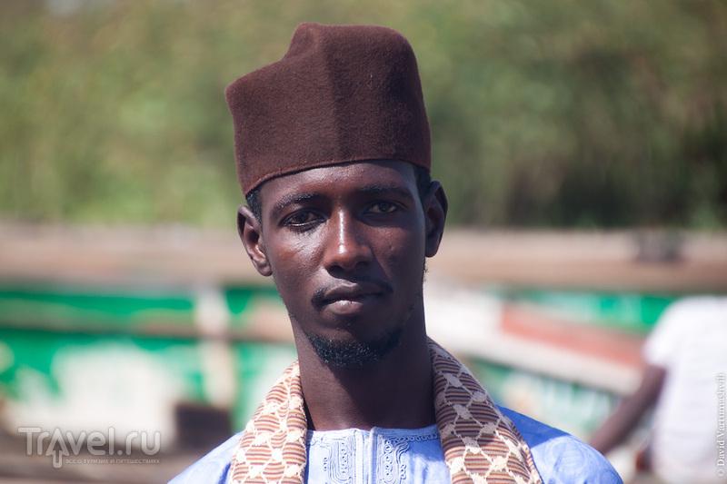 Озеро Чад / Фото из Чада