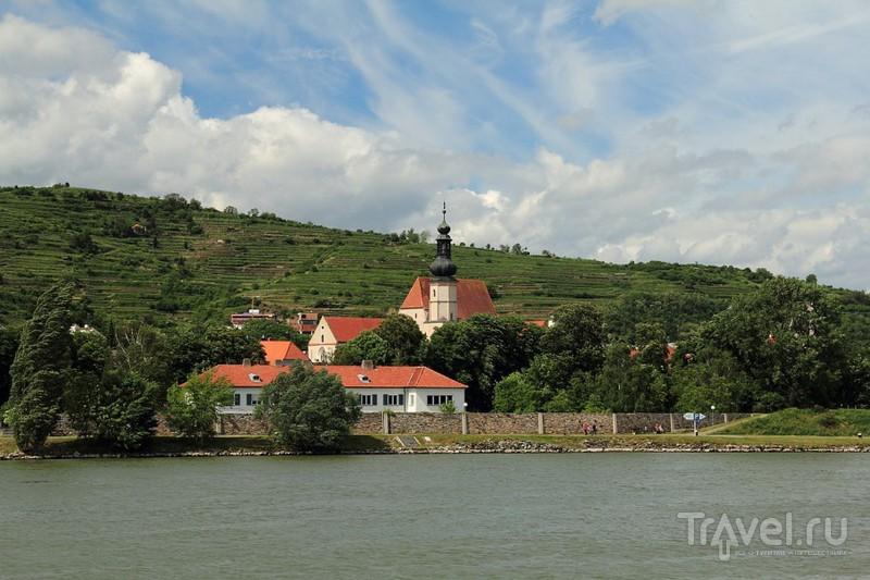 От Мелька до Кремса через Вахау / Фото из Австрии