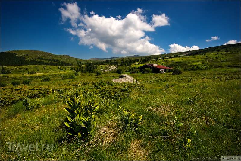 Черни-Връх, Болгария / Фото из Болгарии