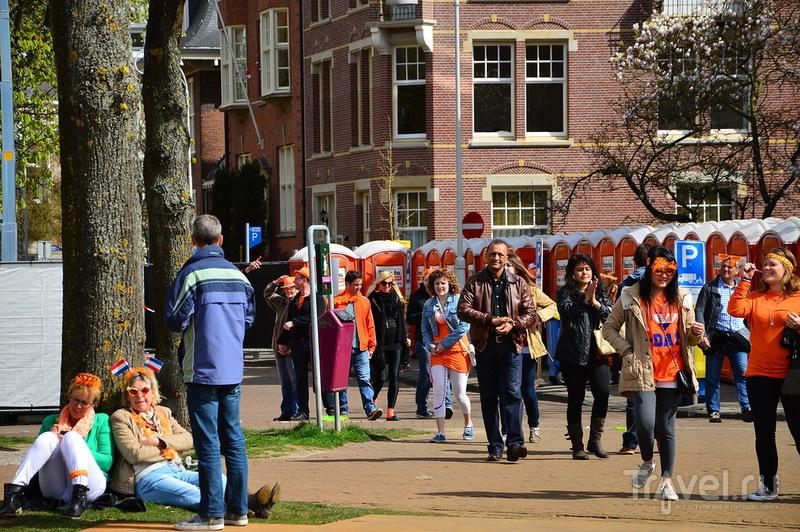 Оранжевое безумие / Нидерланды