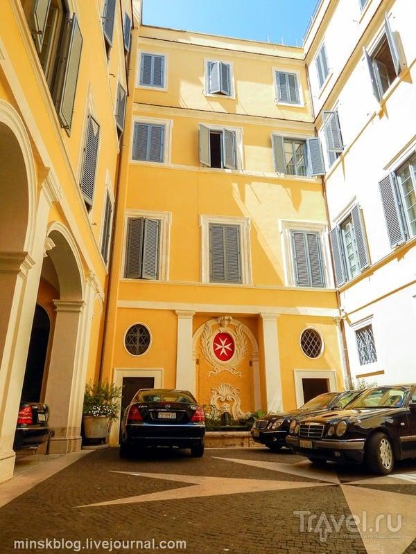 Мальтийский орден / Италия