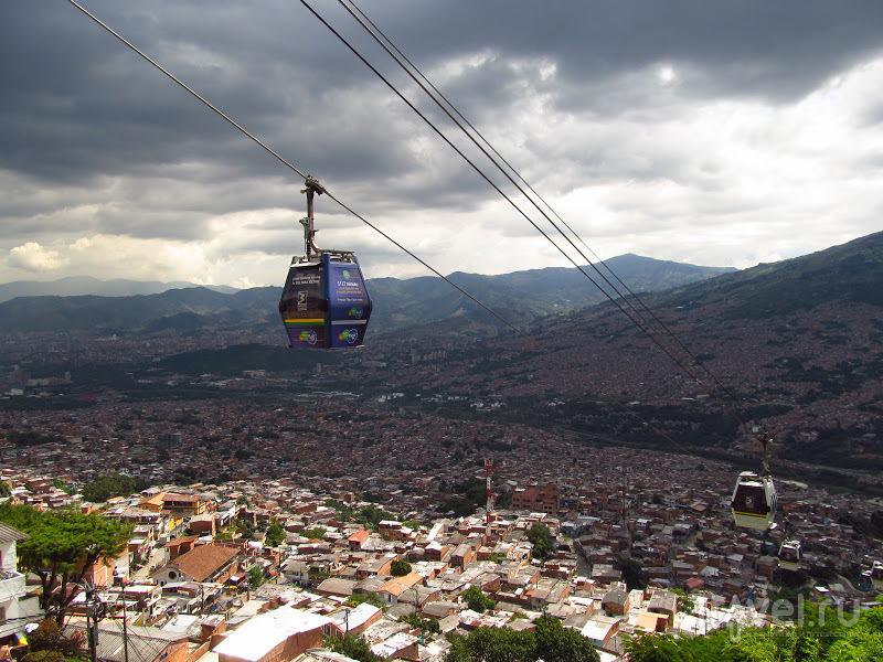 Медельин / Фото из Колумбии