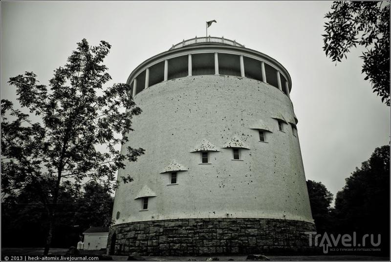 В городе Бангор, США / Фото из США