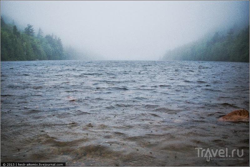 Озеро Баббл, США / Фото из США