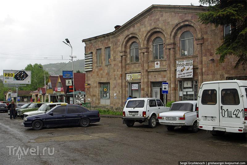 Дилижан - город, чья вода занимает второе место в мире / Армения