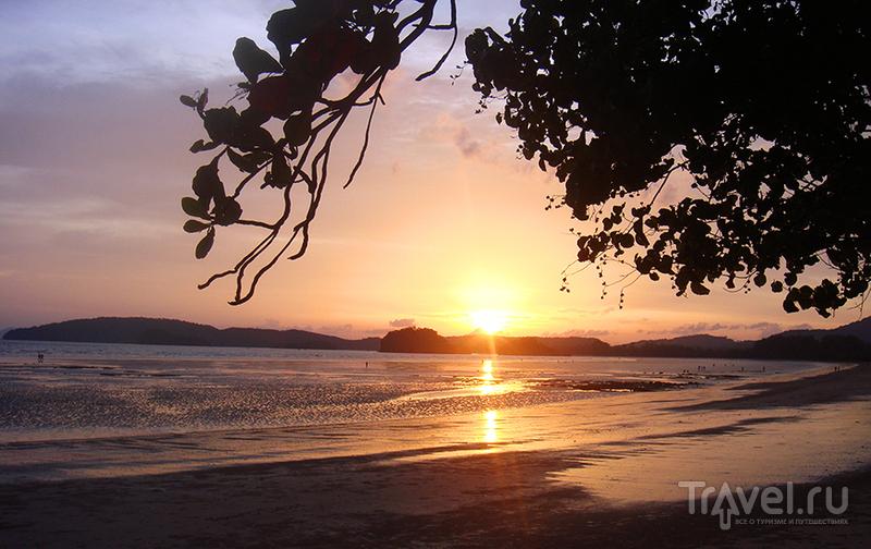 Истомленные солнцем. Краби / Таиланд