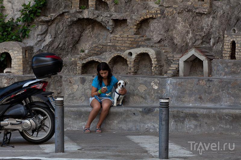 Positano (Позитано) / Фото из Италии