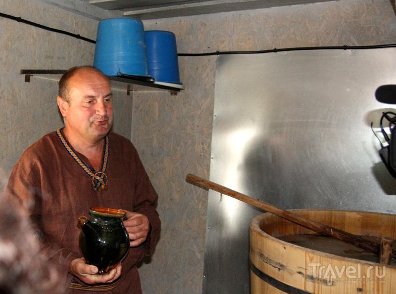 Производитель домашнего пива / Фото из Латвии