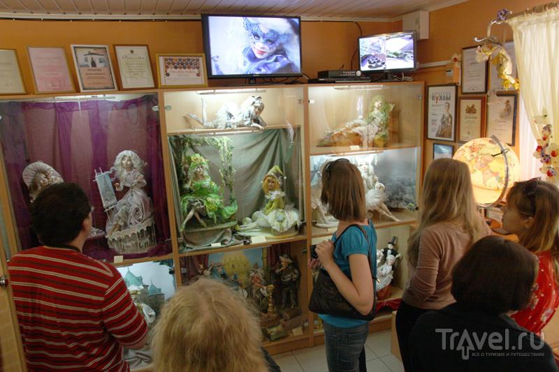 Миниатюрное королевство и кукольная галерея / Фото из Латвии