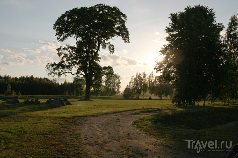 Латгальский край: глоток свежего воздуха и озеро впечатлений / Фото из Латвии
