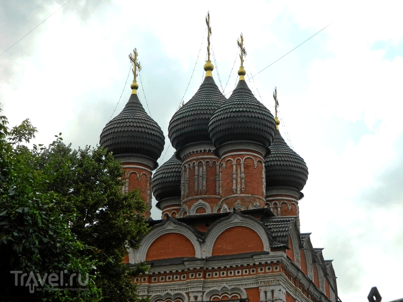 Высоко-Петровский монастырь / Россия