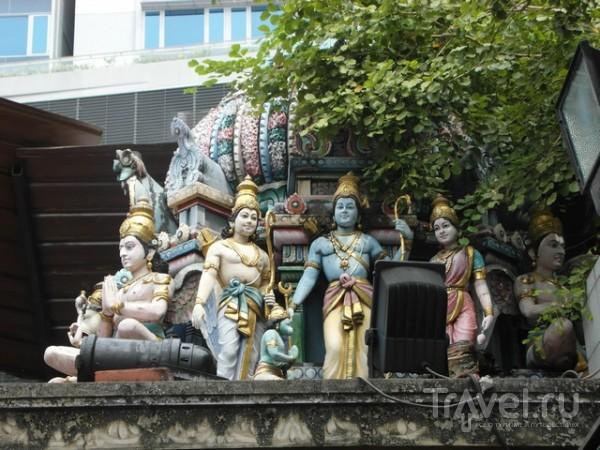 Маленькая Индия Сингапура / Сингапур