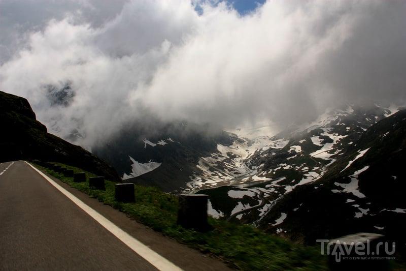 Швейцария (Kandersteg, Sustenpass) / Швейцария