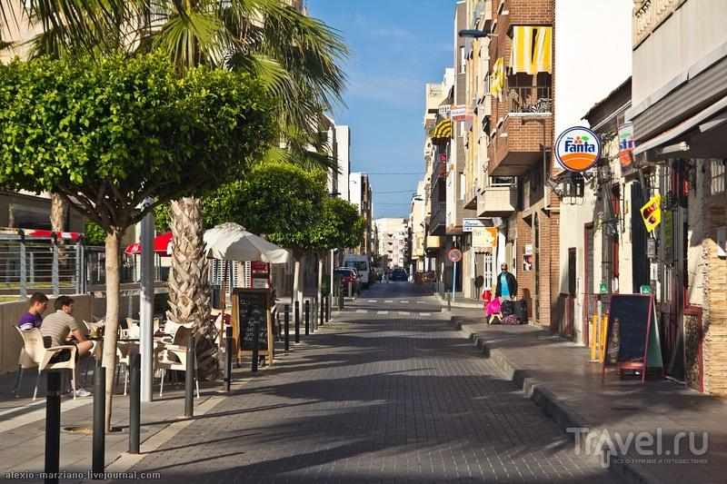 Торревьеха - главная европейская солонка / Фото из Испании